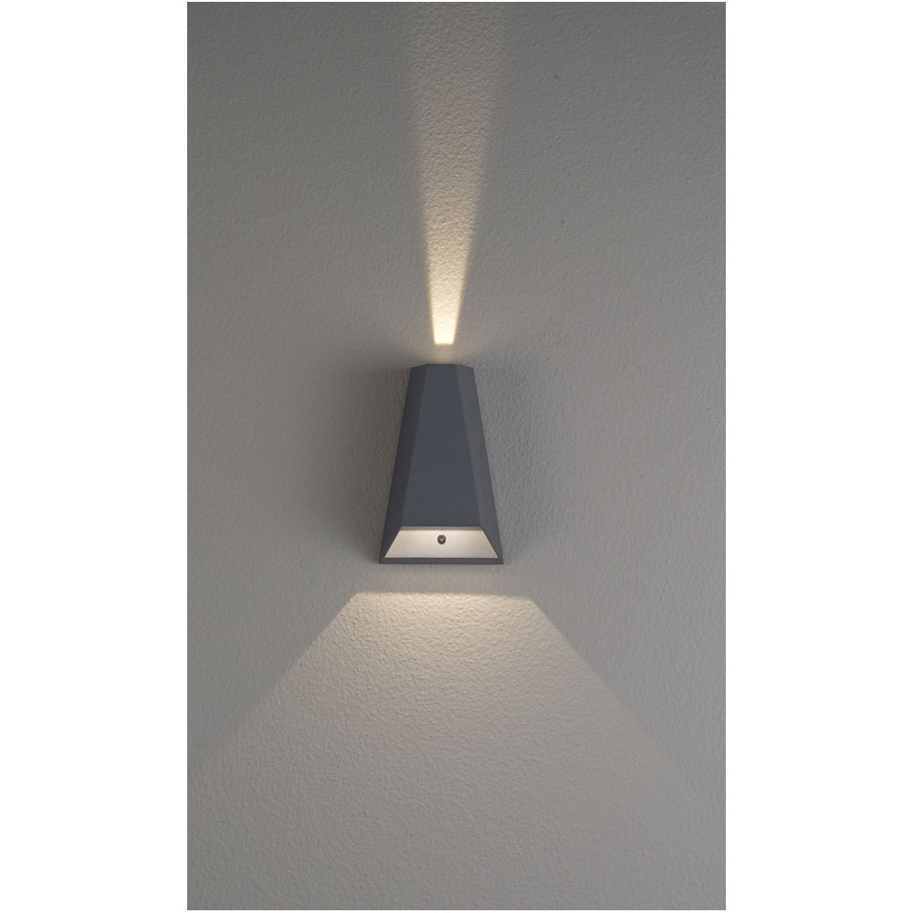 Ex2551 exterior up down wall light online lighting for Exterior up down wall light