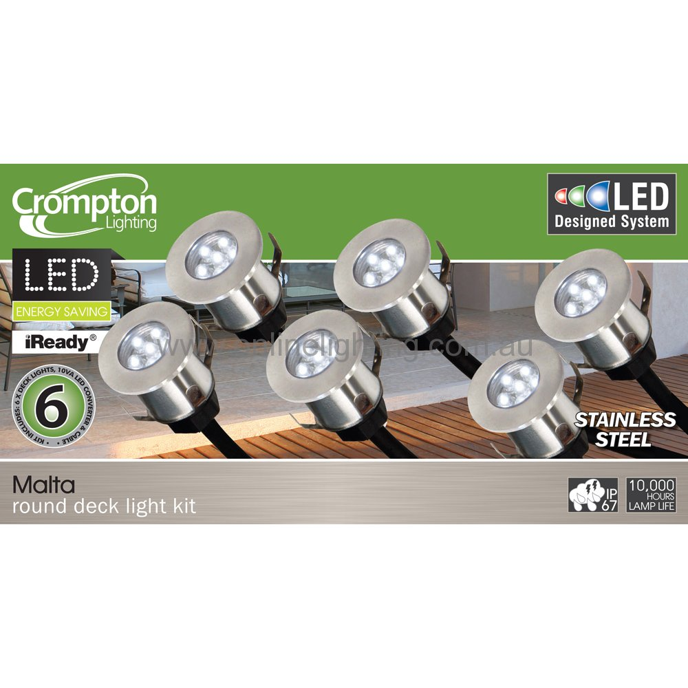 product exst4144k led deck light kit