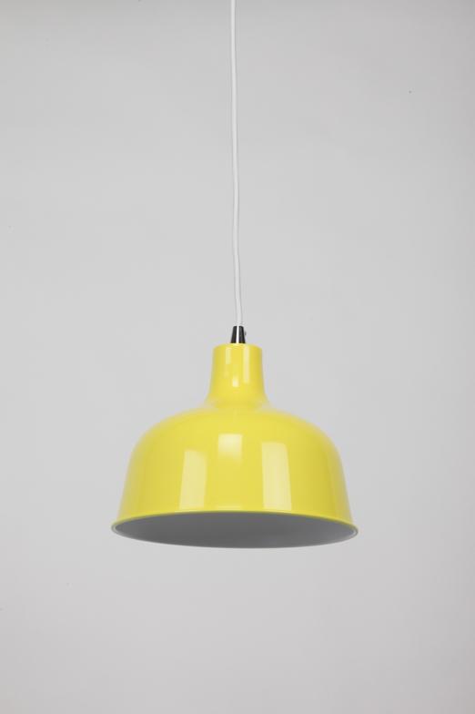 Dania Luminous Yellow Pendant