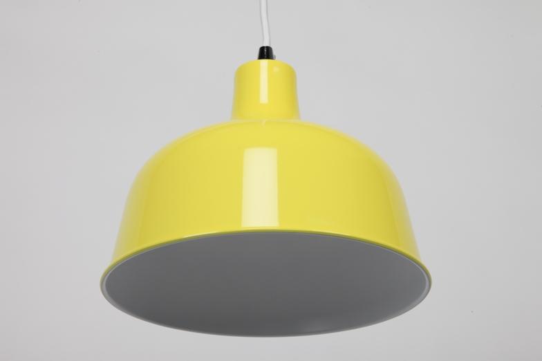 dania luminous yellow pendant online lighting