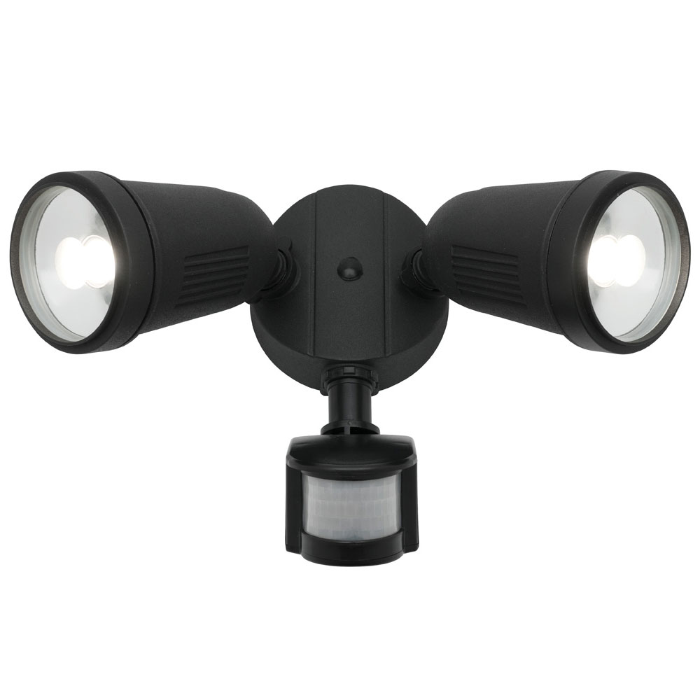 Otto twin floodlight mxd6712blksen online lighting aloadofball