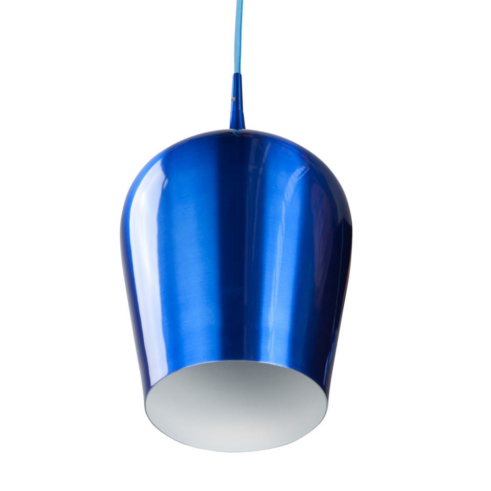 Erato Blue Pendant
