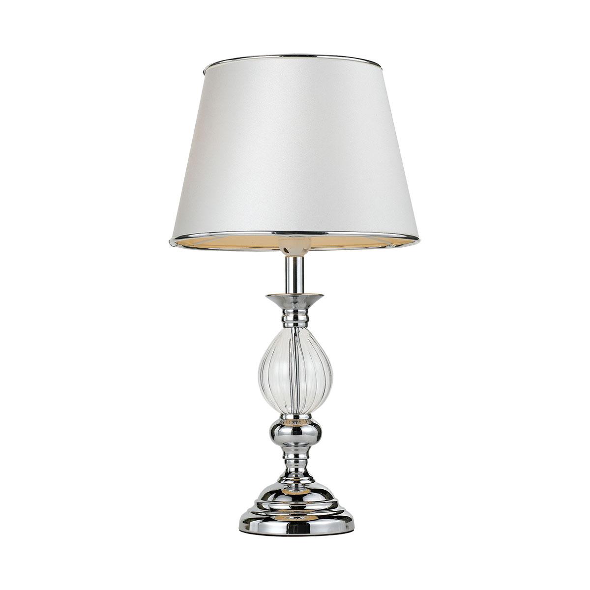 Lisa chrome table lamp online lighting lisa chrome table lamp aloadofball Images