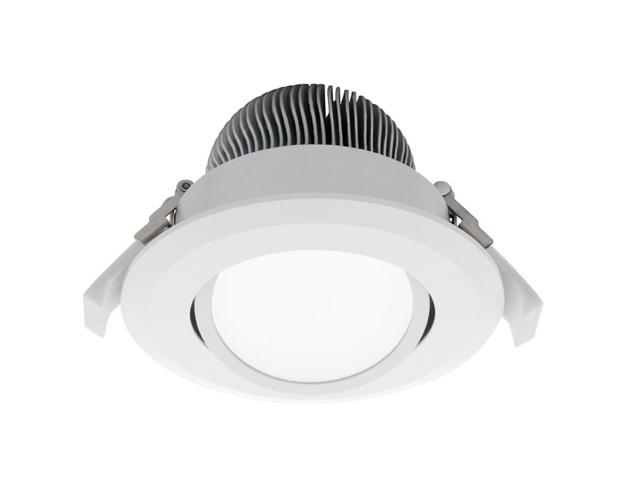 equinox 2 16w gimble led downlight md4516gw 3 online lighting. Black Bedroom Furniture Sets. Home Design Ideas