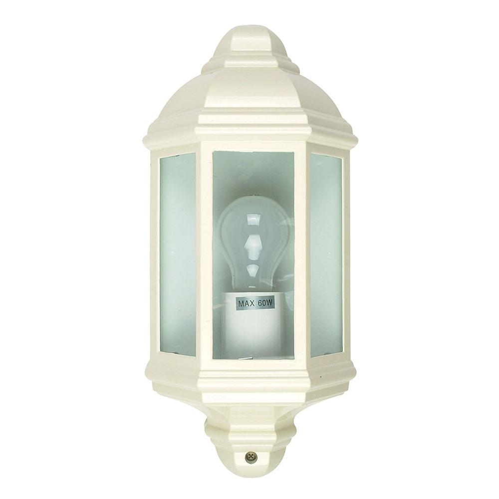Nepean 1 Light Exterior Wall Light Beige Online Lighting