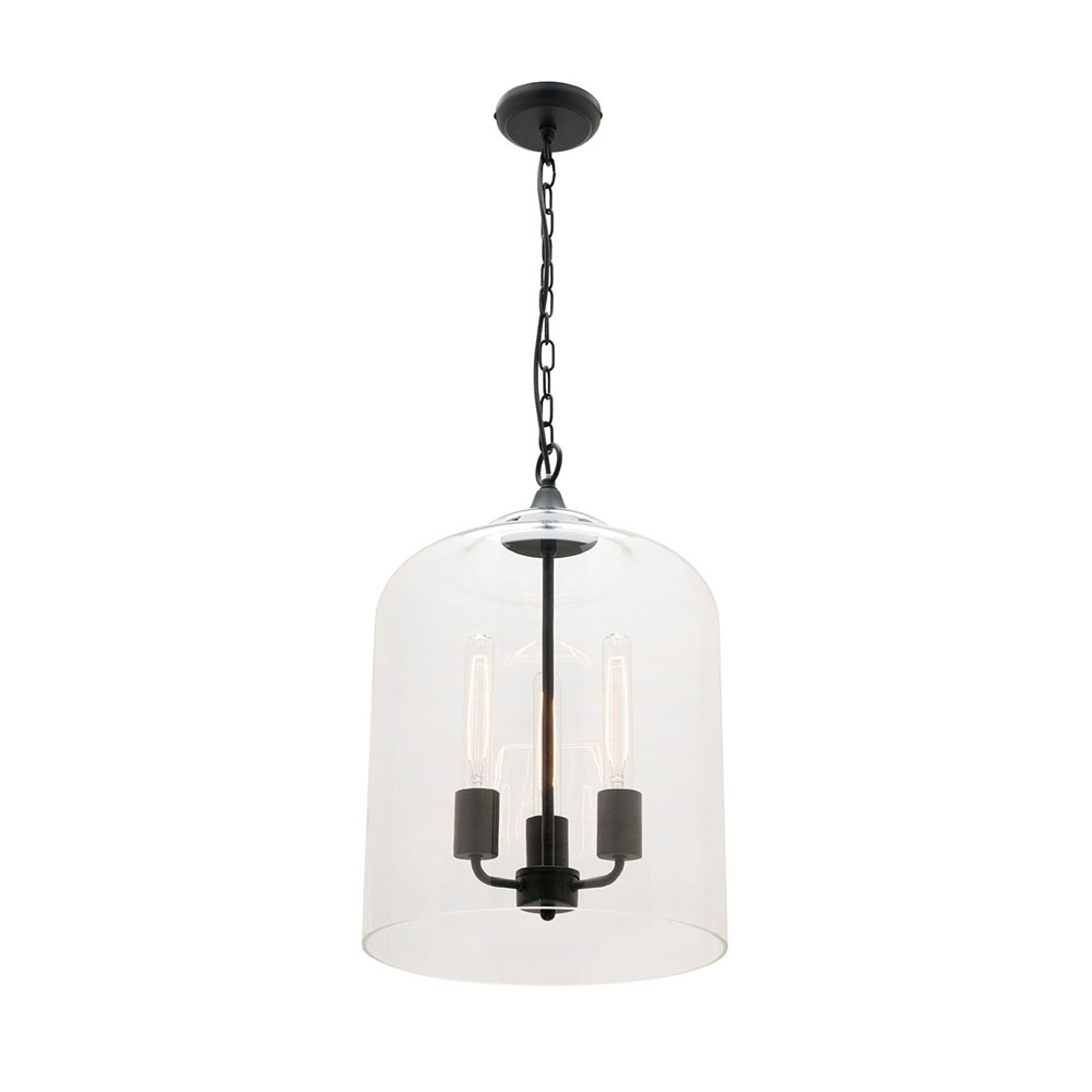 Hampton 3 Light Large Pendant