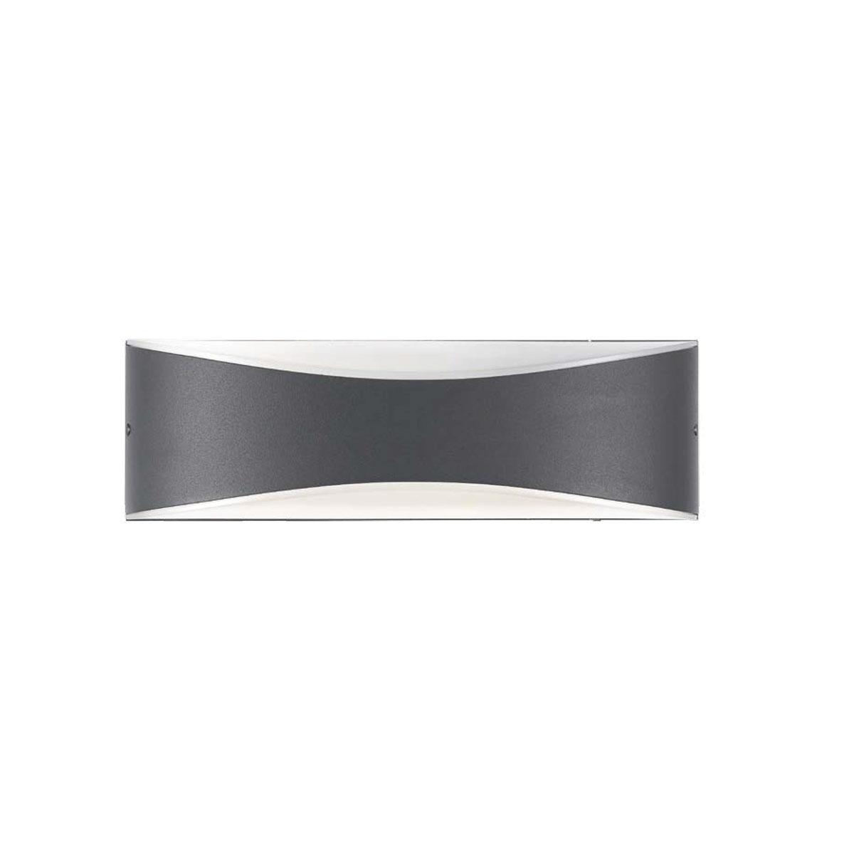 Verna 10W LED Exterior Wall Light Online Lighting