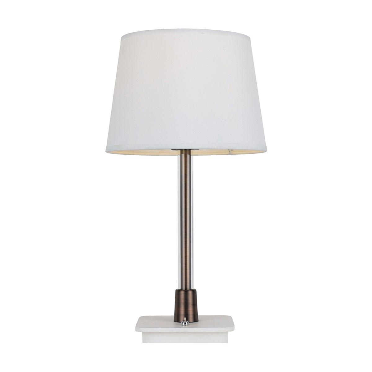 Spline Small Bronze Table Lamp Online Lighting