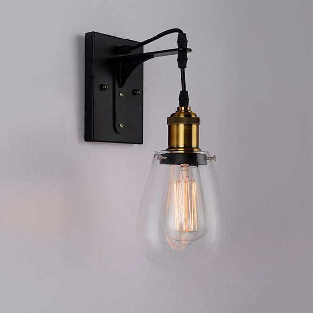 Industrial Interior Wall Light