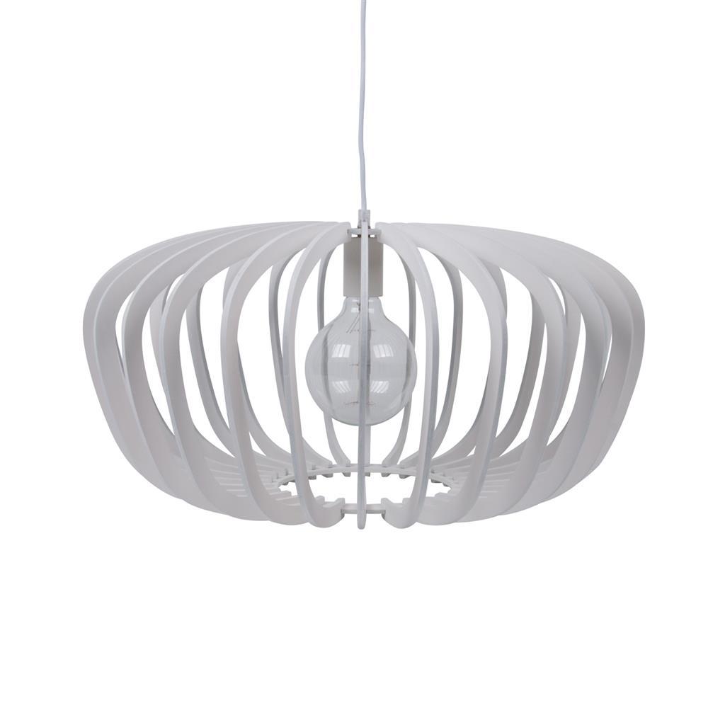 Robin 60cm timber pendant white online lighting aloadofball Gallery