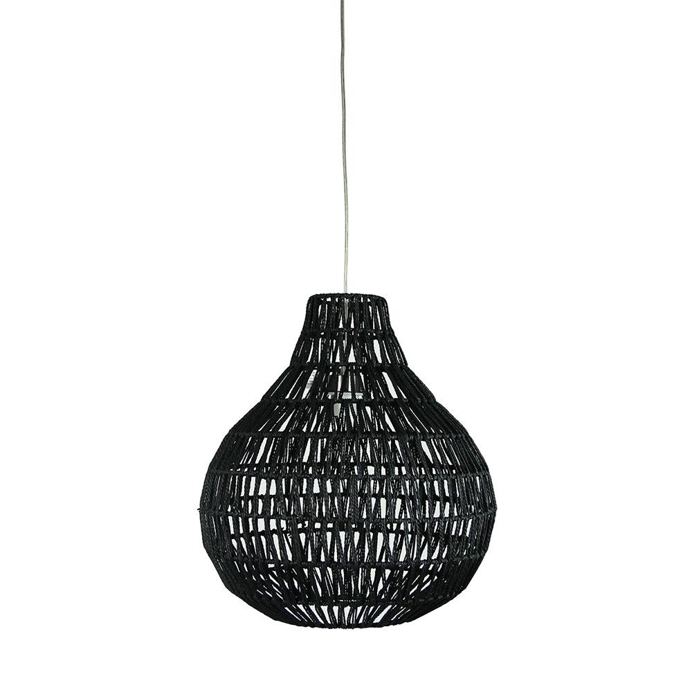 Cooper 45 woven string pendant black ol2634bk ol69253bc aloadofball Image collections