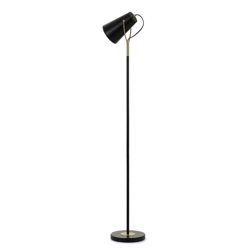 Cheviot Floor Lamp Black