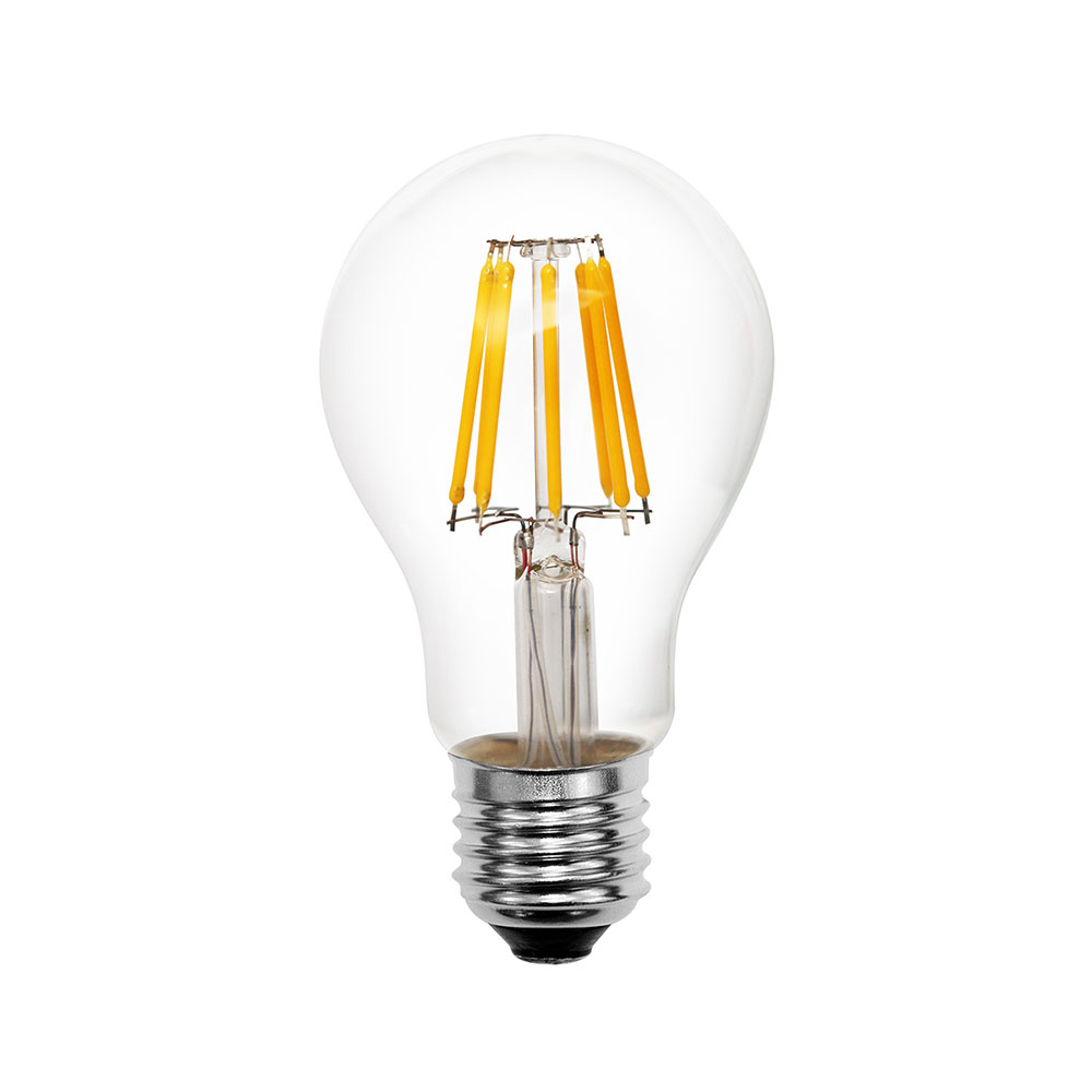 Warm White Online In Australia: Filament GLS LED 8W E27 Dimmable / Warm White
