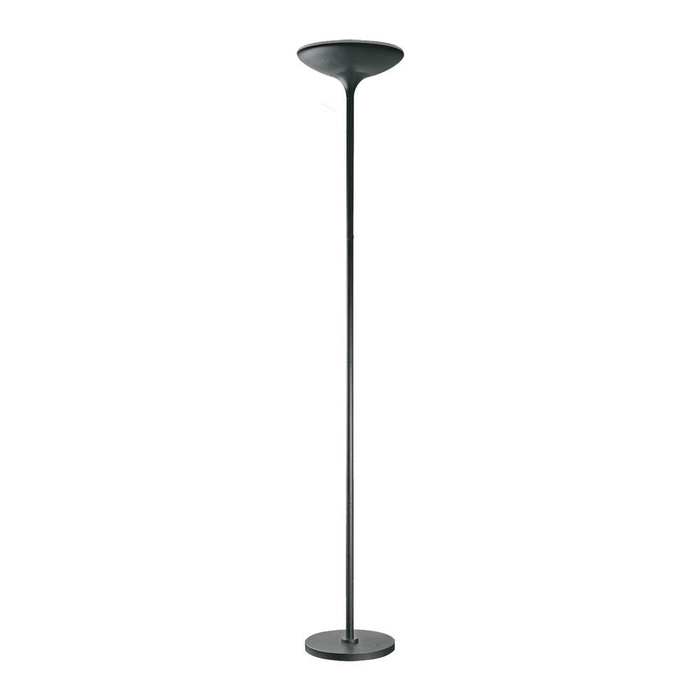 Stan 43w led dimmable floor lamp black online lighting aloadofball Image collections
