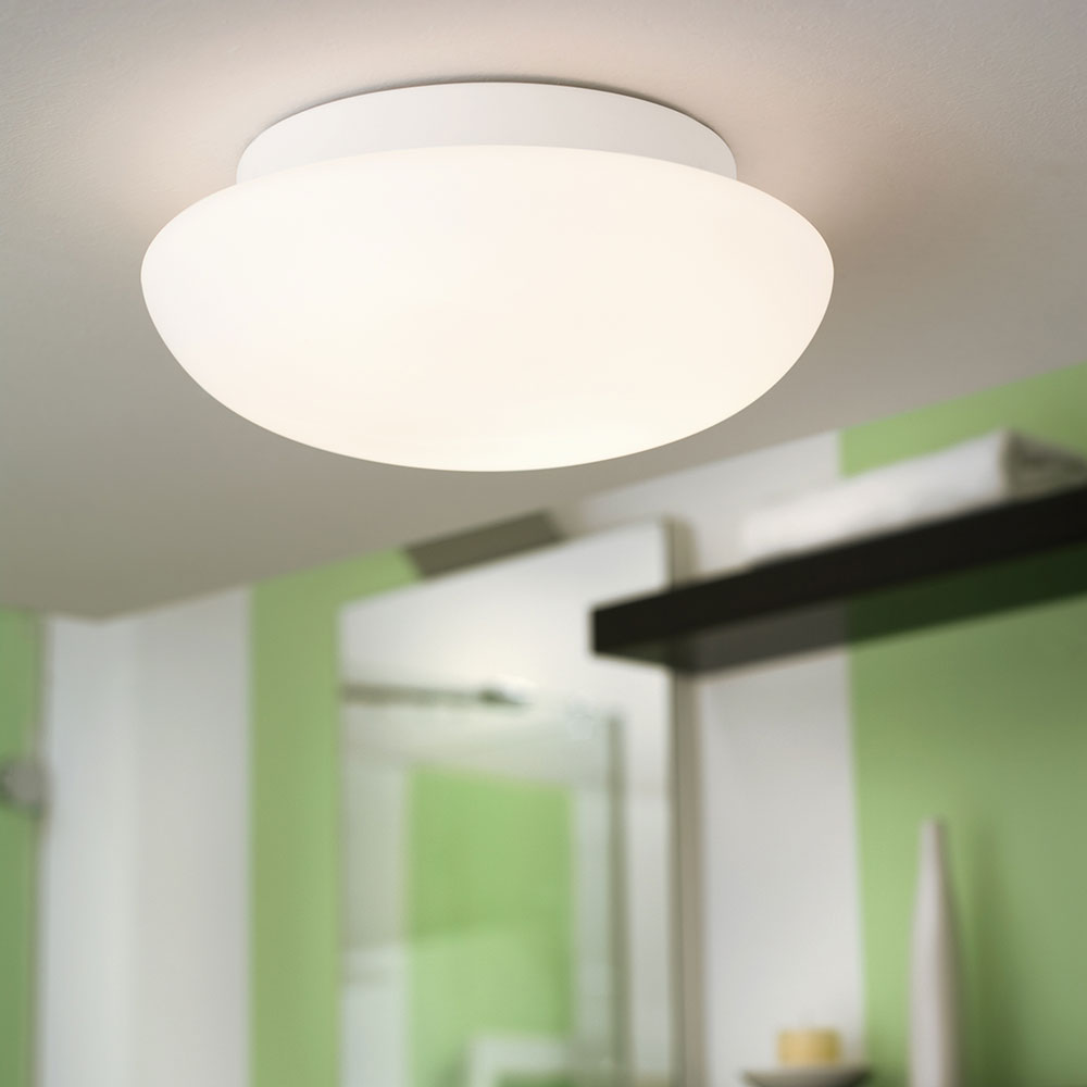 Ella Large Wall Ceiling Light White 83404