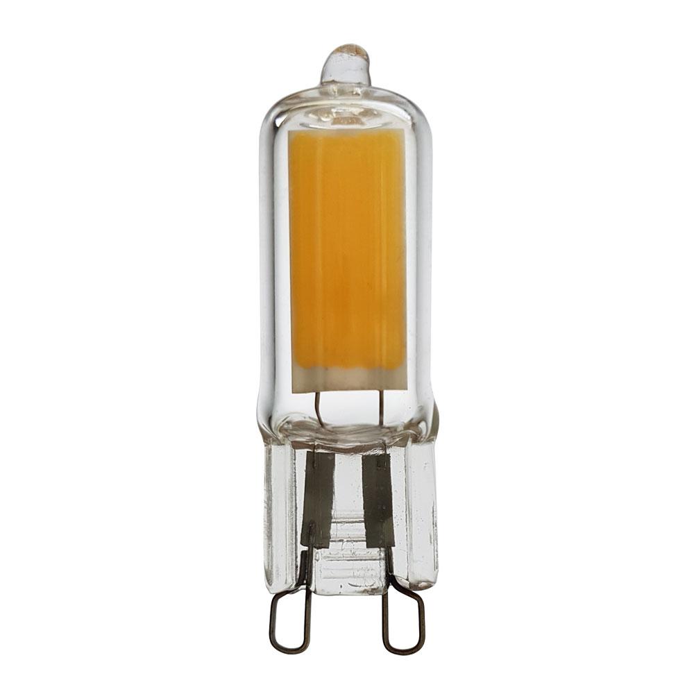 led g9 4w light bulb warm white dimmable lg94wg27d. Black Bedroom Furniture Sets. Home Design Ideas