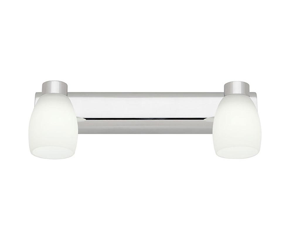 Mason 2 Light LED Vanity Light Chrome / Cool White