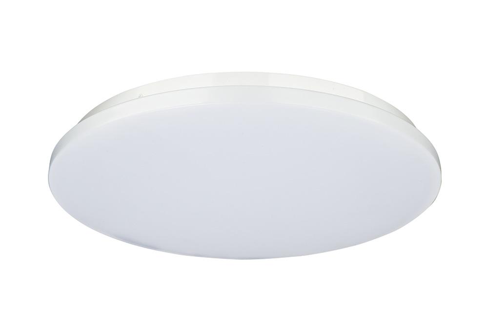 Franklin 18w Led Slimline Ceiling Light White Tri Colour