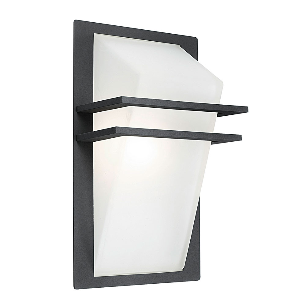 Park exterior wall light 83433 online lighting for Eclairage mural exterieur