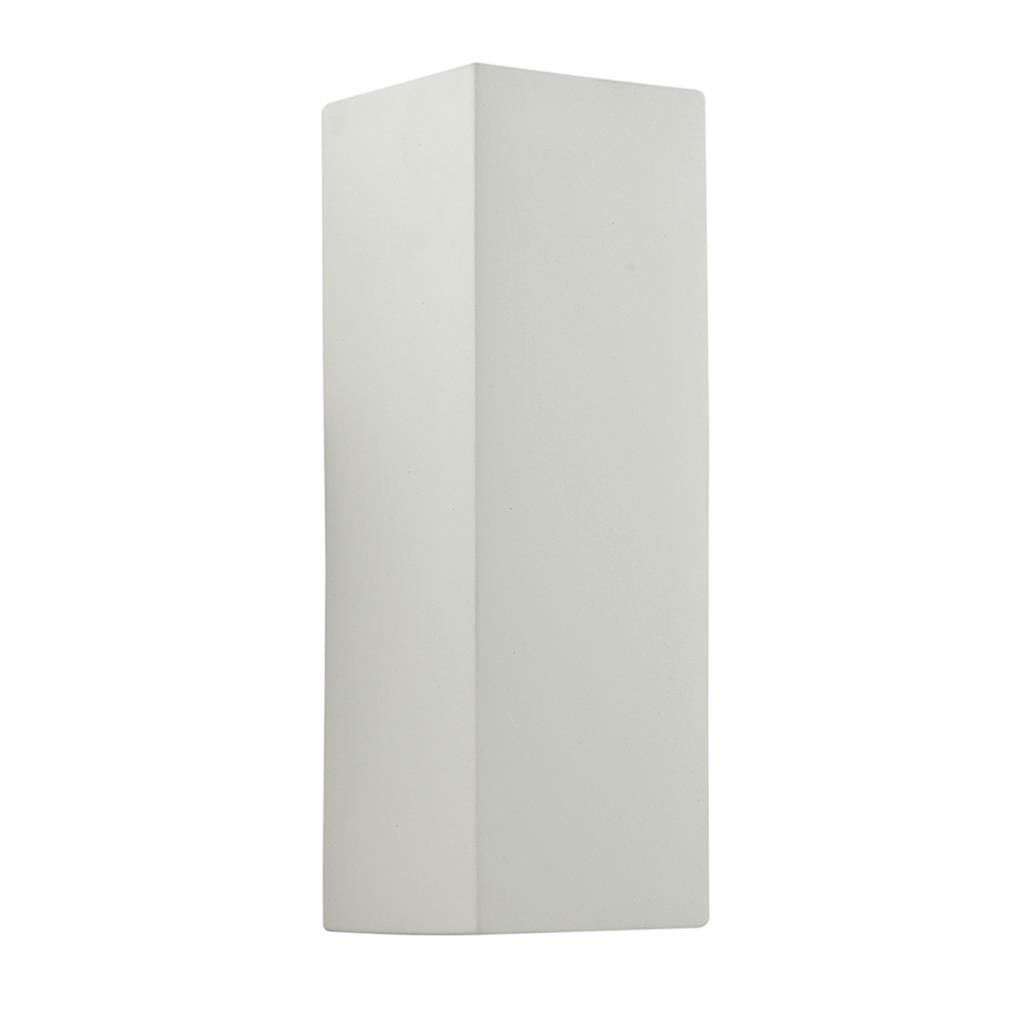 BF-8418 Ceramic Two Way Wall Light - Raw / G9 - Domus Lighting