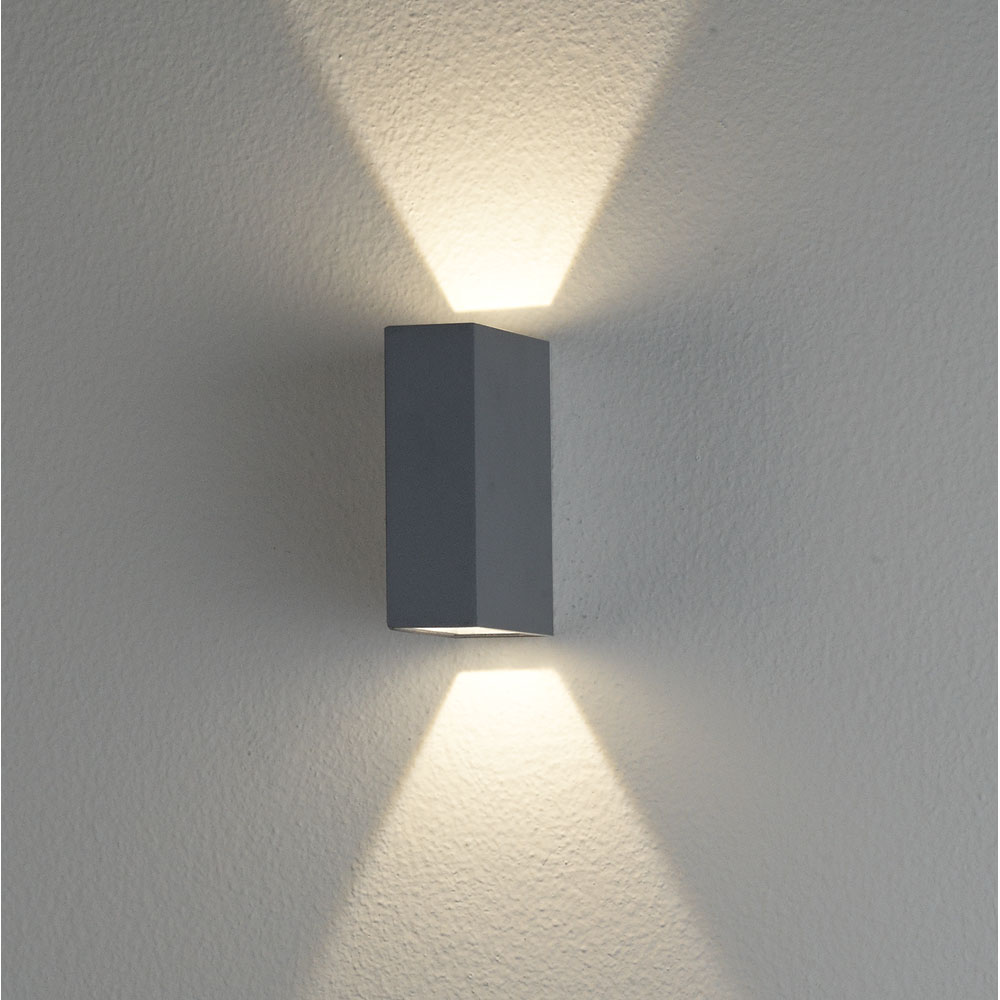 Photos Of Wall Lights : EX2561 LED Exterior Up/Down Wall Light Online Lighting