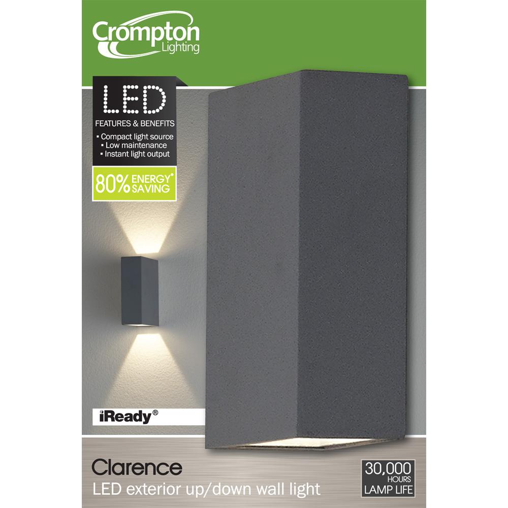 EX2561 LED Exterior UpDown Wall Light Online Lighting
