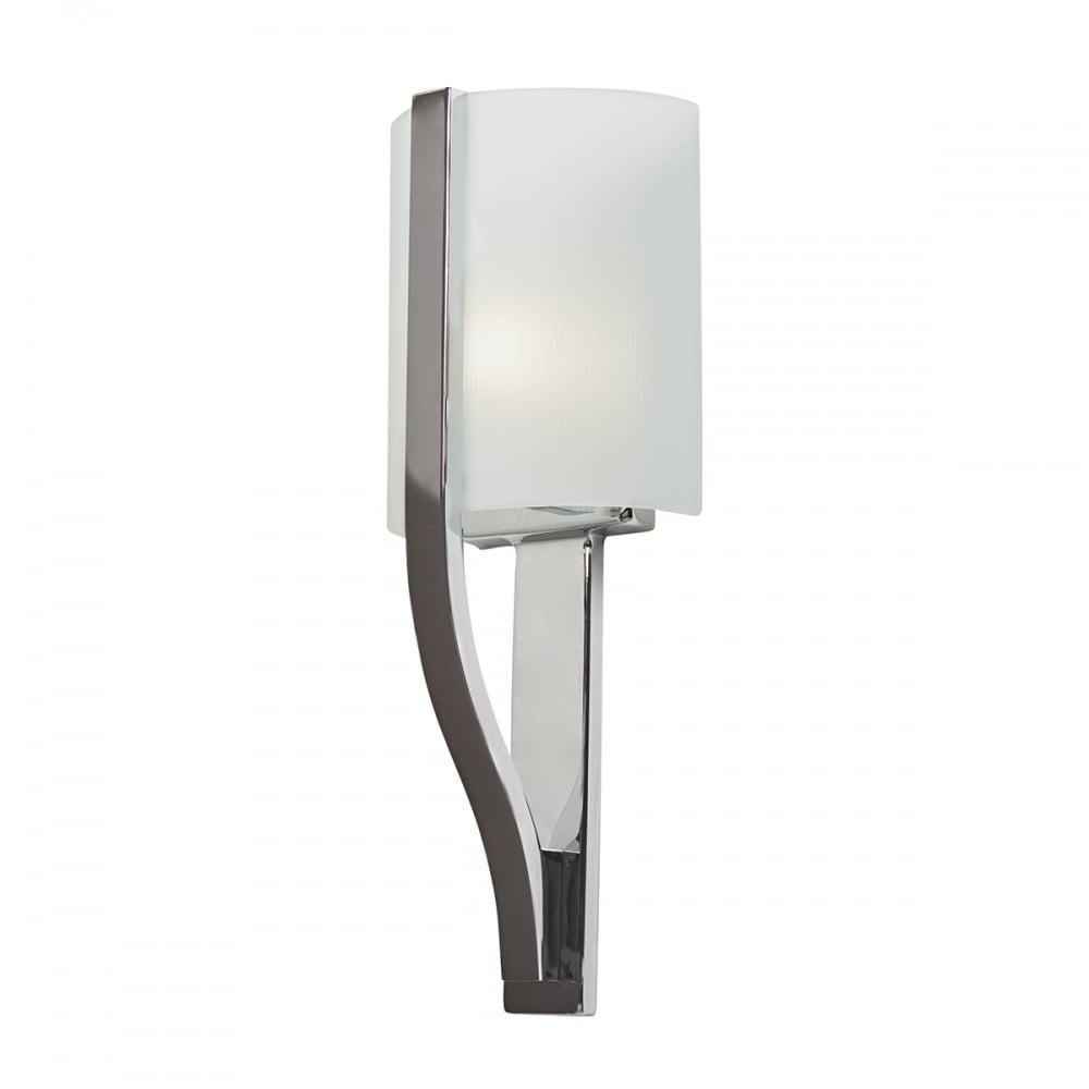 Freeport 3.5W LED Bathroom Wall Light Polished Chrome / Warm White - K