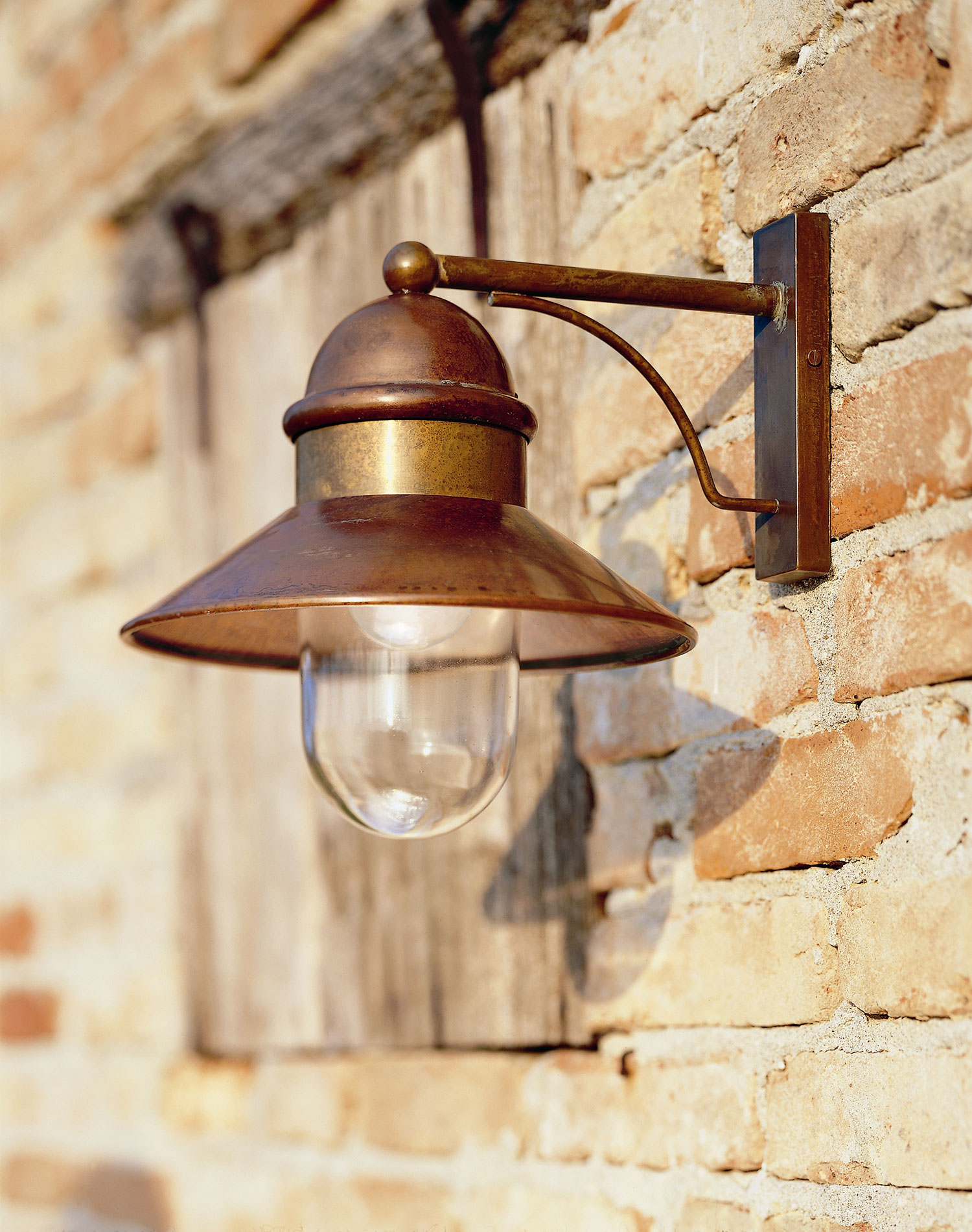 Il Borgo 244.05 Exterior Wall Light Online Lighting