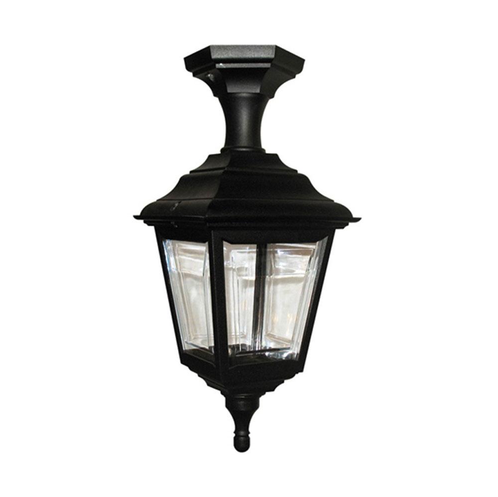 Porch Light Realtor: Kerry Pedestal / Porch Lantern Black