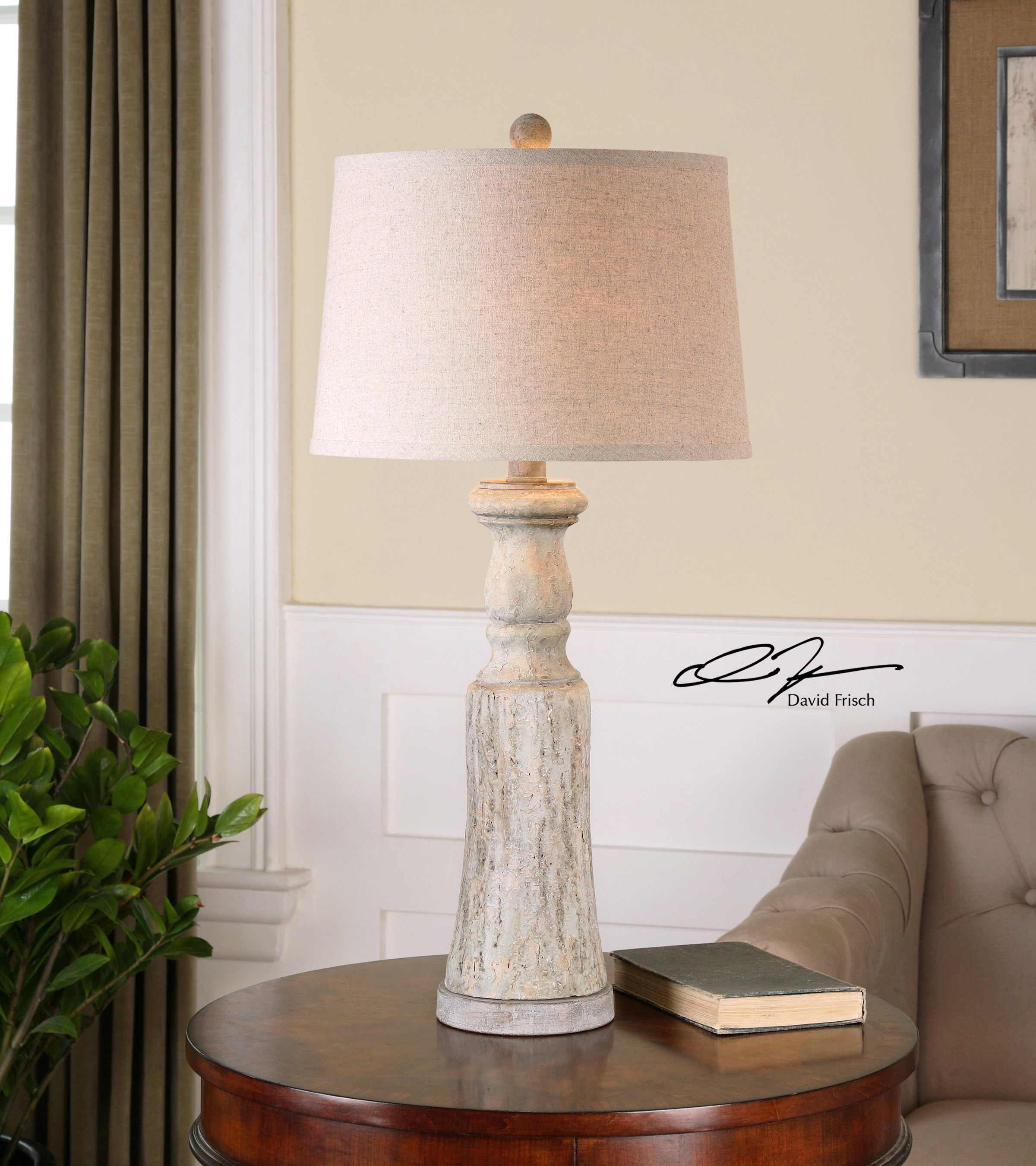 cloverly table lamp