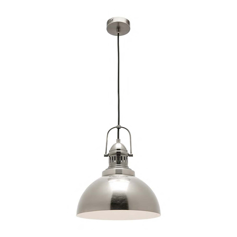 Industry Metal Pendant Antique Silver Mp9031 Online Lighting