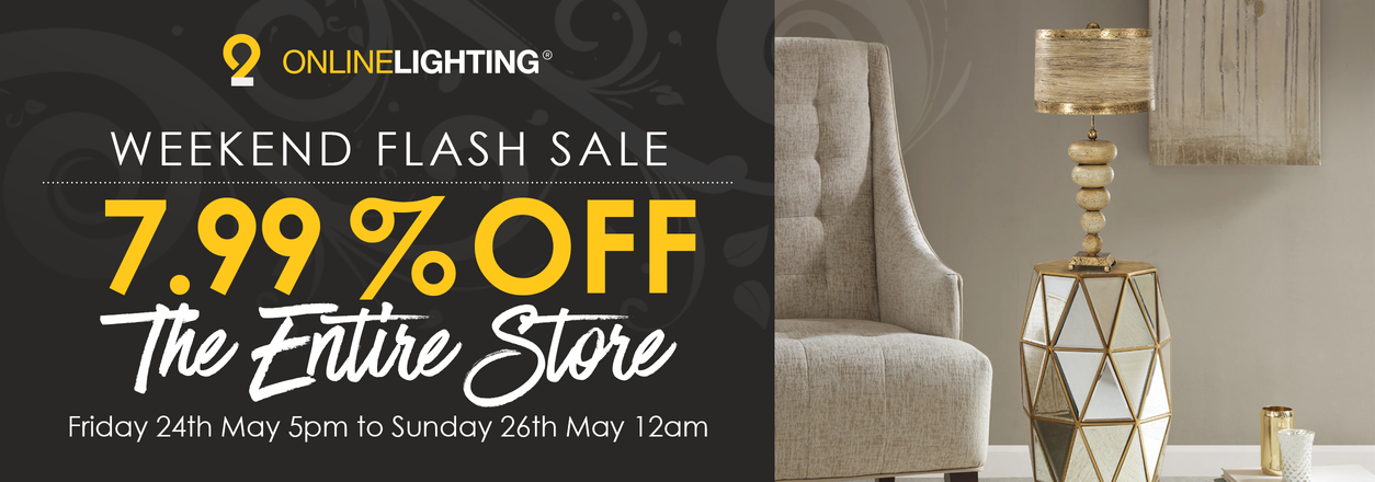 Flash Sale May