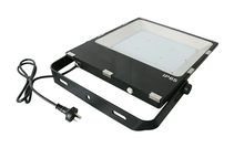 High Output 150W LED Flood Light Black / Cool White - FLOOD22