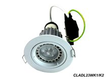 240V LED Downlight Kits Non-Dimmable