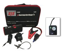SJS + Smart Jump Start Charger with tyre pump - SJS1500TP
