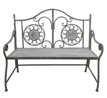 Bench Garden Brown
