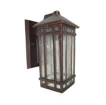 Chedworth Wall Lantern Old Bronze - GZH/CHW2