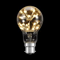 Star Glow GLS LED B22 Antique Style Globe - 18621