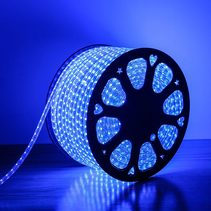 Flexible 100M Waterproof LED Strip Light Blue - AL4754/100