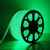 Flexible 40M Waterproof LED Strip Light Green - AL4755/40