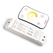 Colour Temp (CT) LED Strip Remote Controller and Receiver - HV9102-M2+M4-5A