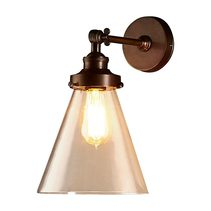 Francis 1 Light Wall Lamp Antique Brass - ELPIM50167ALB