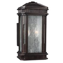 Federal Small Outdoor Lantern Gilded Bronze - FE/FEDERAL/S