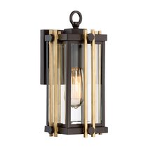 Goldenrod Small Wall Lantern Western Bronze - QZ/GOLDENROD2/S