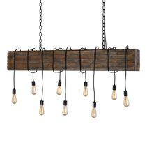 Reading Station 9 Light Pendant - R21300