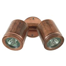 Twin Wall Spot 12V / 24V Copper - TWS/COP