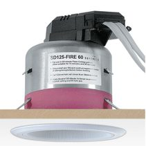 Fire Rated E27 Downlight 60 Minutes - SD125-FIRE60