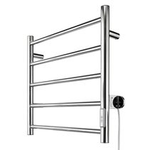 Heated Towel Rail With Hidden Wiring Chrome - 20845/16