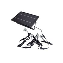 Solar Deck Lighting 3W LED Kit - 5 Pack - SLDDLK-5