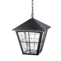 Edinburgh Chain Lantern Black - BL38